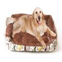 犬のベッド 猫ベッド 中型犬、大型犬用 ペットベッド 春夏秋...
