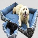 ショッピングソファベッド 犬のベッド 猫ベッド ペットベッド 角型 クッションベッド 四季通用 ソファ ベッド サイズ90*70*25cm 大きいサイズ 柔らかい 夏さ対策 洗濯可能 取り外せる