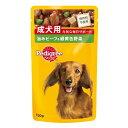 ぺディグリー 成犬用 旨みビーフ&緑黄色野菜【RCP】