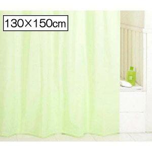 シャワーカーテン M7003 ヒルズ(緑 130×150cm)