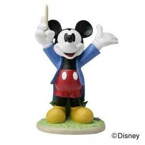 ガーデンスタチュー音楽隊ミッキーマウス