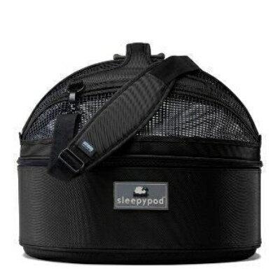 スリーピーポッド 黒【RCP】 安全な移動型ベッド