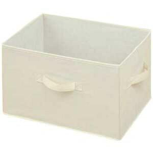 どこでも収納ボックス(3個セット) アイボリー
