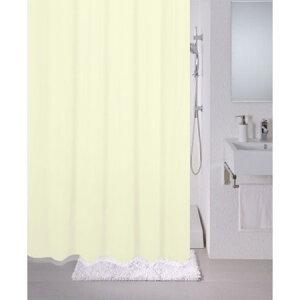 シャワーカーテン ブリーズ ホワイト 130×180cm