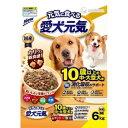 愛犬元気 10歳以上の中・大型犬用 ビーフ・ささみ・緑黄色野...