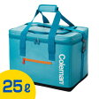 アルティメイトアイスクーラー 25L(アクア)【コールマン アウトドア クーラー クーラーボックス クーラーバッグ 保冷バッグ】