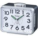 ベル太郎 T-704 SM-Z【ノア精密 MAG 置き時計 時計 インテリア 置時計 目覚まし】