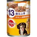 P137 ペディグリー 13歳以上用 チキン&緑黄色野菜 400g【ドッグフード犬用フードドライマースMarsペディグリー】