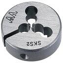 ダイス 25径 M2x0.4【DIY 工具 新潟精機 作業用品 切削工具 25径 M2x0.4】