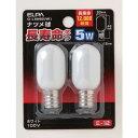 ナツメ球ロング G-L10NB(W)【ELPA G-L10NB(W) 電球照明用品 電球 】