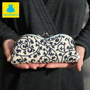 [commodities in stock] is <pouch / glasses / glasses / sunglasses / handicraft / sum miscellaneous goods / Kyoto a chevron pouch glasses case (the small) [canvas, octopus Tang grass]>