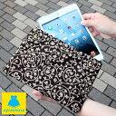 がま口 【受注生産品】がま口iPad miniケース【帆布・...