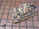 ラジコン戦車完成品トロTorro 1/16Tiger I 初期型(BBシューティング サウンド 発煙仕様 三色迷彩ウェザリング塗装)Tiger Tank 2.4 GHz Camo Airbrush Painting Special-Edition 1112205221