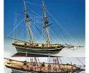 ModelShipways ダッパートム(Dapper Tom Baltimore Clipper 5/32 Scale) MS2003