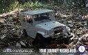RC4WD 1/10 ゲレンデII トラック/クルーザー組立キット Z-K0051