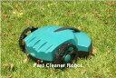 ロボット芝刈り機( Robot Lawn Mower 158)ブラック