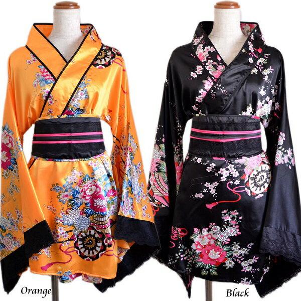 あす楽 cwa1015 着物ドレス 和柄ドレス...の紹介画像2