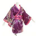 よさこい 衣装 ステージ衣装 和柄 紫 パープル ダンス 祭...