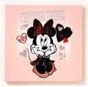 ショッピングミニー 【キャンバスアート】Disney ディズニー キャンバスパネル 50角 ミニー/額入り絵画・壁掛けアートは、リビングや玄関におすすめのインテリア。かわいいファブリックパネル アートパネルはお部屋を癒やしてくれそう。バレンタイン チョコの代わりのプレゼントにも。【M】