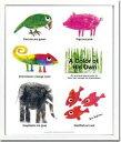 ショッピングLION 【アートフレーム】Leo Lionni A Color of His Own/インテリア 壁掛け 額入り 油絵 ポスター アート アートパネル リビング 玄関 プレゼント モダン アートフレーム おしゃれ【M】