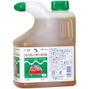 AZ コンプレッサーオイル (注ぎ口) 1L/機械オイル/機械油/油圧作動油/作動油/ハイドロリックオイル/マシン油/油圧オイル