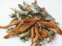 【瀬戸内産】五色煮 190g 甘めに味付けられた魚のおやつ。[子供のおやつに、お父さんの晩酌に。サプリに頼らず、おじゃこでカルシウム補給!業務用 煮干し いりこ]