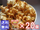 ■20 bags of caramel popcorn [free shipping] [popcorn flavor] [disney / caramel sugar // party /bar/ cake / white day // flower viewing / knob]