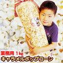 [完成品]キャラメルポップコーン[約18L] 1kg 約30〜35人分[イベント バザーで大