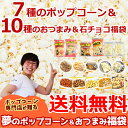 夢のポップコーン&おつまみ福袋 送料無料 ポップコーン(塩・...