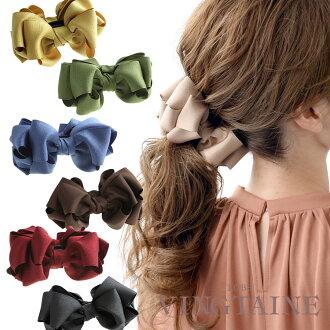 3 次有限重要 ! / volutmealybon 香蕉夾髮夾 / 頭髮配件 H-503 10P01Oct16
