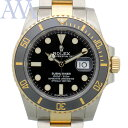 【ROLEX ロレックス】サブマリーナデイト 116613LN ランダム メンズ 腕時計 【中古】