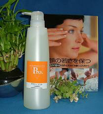 Skin set + Pro Gel beauty salon and C (plastic model)