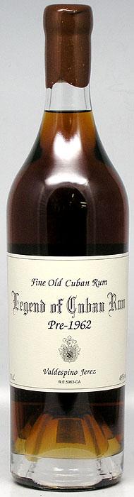 レジェンド オブ キューバンラム革命前のキューバ産!長熟ラムなら迷わずこれですご予約品で、ご注文頂いても数量確保できない場合は取消しとさせていただきます。