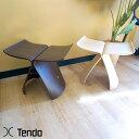 【P10倍】世界が認めたスツール! バタフライスツール(Butterfly stool)  S-0521MP-ST、S-0521RW-ST 天童木工(Tendo) 柳宗理(Sori Yanagi) 全2色(メープル、ローズウッド) 送料無料