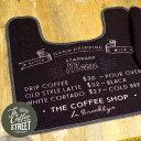 インターフォルム INTERFORM The Coffee Street(ザ・コーヒーストリート)TOILETMAT(トイレマット)FL-1534