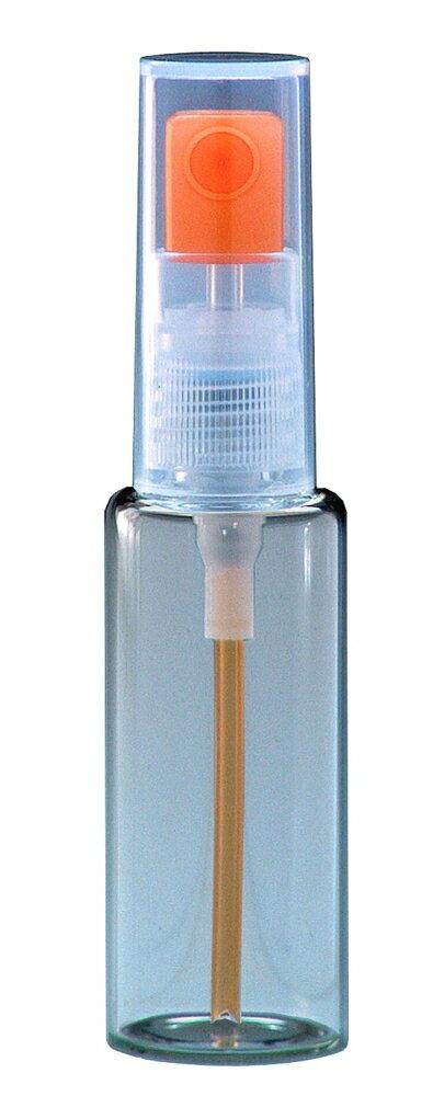 ヒロセアトマイザー【HIROSE ATOMIZER】スケルトンガラスアトマイザーオレンジ50148 【あす楽対応】 香水