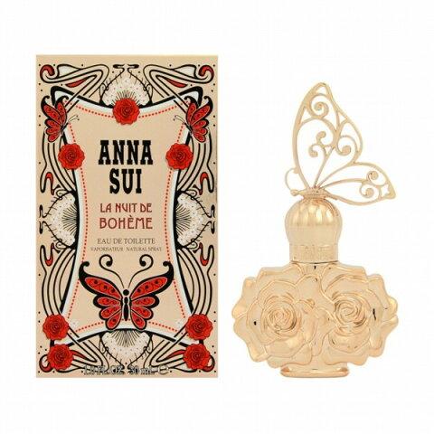 アナスイ ラ ニュイ ドゥ ボエム EDT スプレー 75ml アナスイ ANNA SUI【あす楽対応】香水 レディース フレグランス