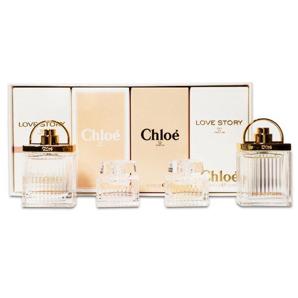 クロエ ミニチュアセット (ミニチュアコレクション) N6 クロエ CHLOE【あす楽対応】香水 レディース フレグランス