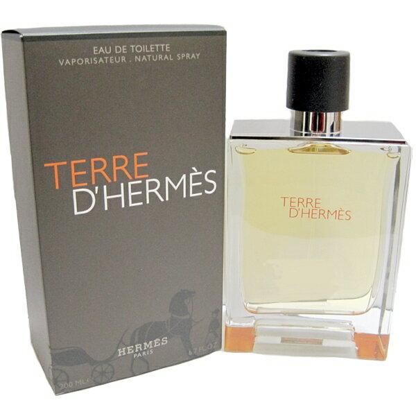 エルメス【HERMES】テールドエルメス200ml EDT 【あす楽対応】【送料無料】香水 メンズ