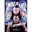 WWE ツイスト・オブ・フェイト マット&ジェフ・ハーディDVD