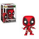 Marvel(マーベル) Deadpool(デッドプール) Candy Canes FUNKO/ファンコ POP MARVEL VINYL ボブルヘッド