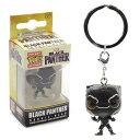 Marvel(マーベル) Black Panther(ブラックパンサー) FUNKO/ファンコ POCKET POP ボブルヘッド キーチェーン