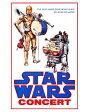 STAR WARS (スター・ウォーズ) ミニポスター (エピソード4 C-3PO & R2-D2 Concert) 【あす楽対応】【あす楽_土曜営業】【あす楽_日曜営業】