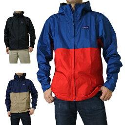 <strong>パタゴニア</strong> トレントシェル ジャケット patagonia Men's Torrentshell Jacket メンズ【2019年モデル】マウンテンパーカー スポーツ・アウトドア アウトドア ウエア レインウエア レインジャケット 送料無料 定番 あす楽 ■品番83802