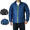 パタゴニア ダウンセーター ダウン patagonia Men's Down Sweater 2020年モデル メンズ ダウンセーター 軽量ダウン ライトダウン ダウンジャケット 送料無料 ■品番 84674