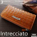 【送料無料】財布 イギンボトム メタルプレート ラウンドファスナー 長財布 IG-3002 (BK/CA/WH/WHxBK)4色