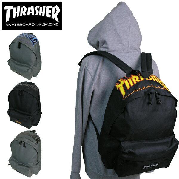 送料無料 リュック THRASHER スラッシャー THRFL-5900 バックパック リュックサック バック