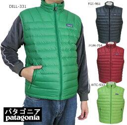 【送料無料】<strong>パタゴニア</strong> patagonia ダウンセーターベスト 84621 M'ens Down Sweater Vest