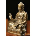 送料別 【取り寄せ】 極小仏像(大)釈迦如来座像 61319