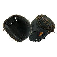 送料別 【取り寄せ】 FALCON ファルコン 野球グラブ グローブ 軟式少年 捕手用 キャッチャーミット ブラック 左用 CM-4045の画像